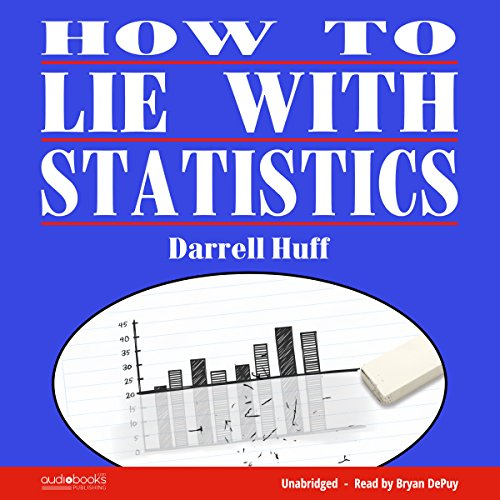 How to Lie with Statistics Audiobook [Free Download by Trial] thumbnail