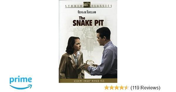 Amazon com: The Snake Pit: Olivia de Havilland, Mark Stevens