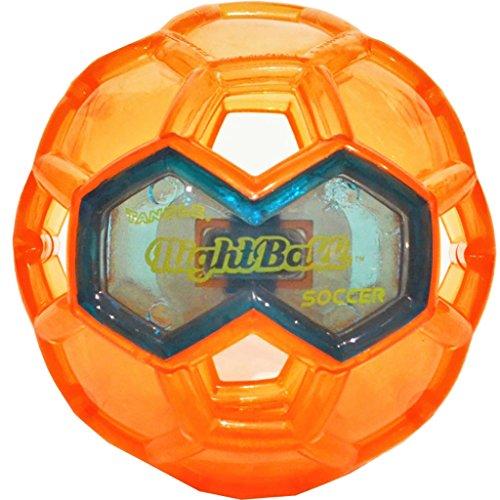 Tangle NightBall Glow in the Dark Light Up LED Soccer Bal...