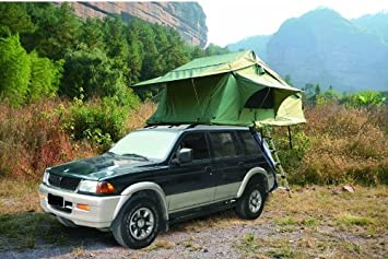 Car Roof Awning Tent Camping