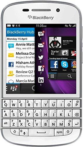 """75 opinioni per Blackberry Q10 Smartphone, schermo amoled da 3,1"""", Cortex-A9 Dual-Core, 1,5GHz,"""