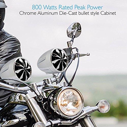 Review Full Range Waterproof Speaker