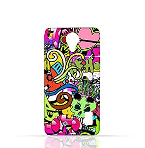 Huawei Y635 TPU Silicone Case with Graffitii Hip Hop 2
