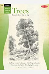 Drawing: Trees with William F. Powell Kindle Edition