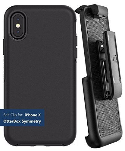 Encased Belt Clip Holster for Otterbox Symmetry Series – Apple iPhone X (case not included)