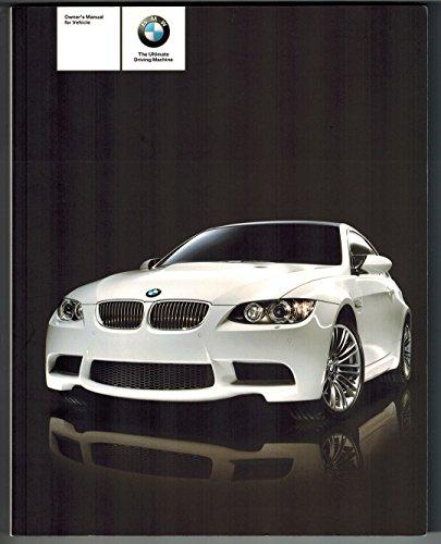 2011 BMW 3 Series Coupe/Convertible (328i, 328i xDrive, 335i, 335i xDrive, 335is, M3) Owners Manual