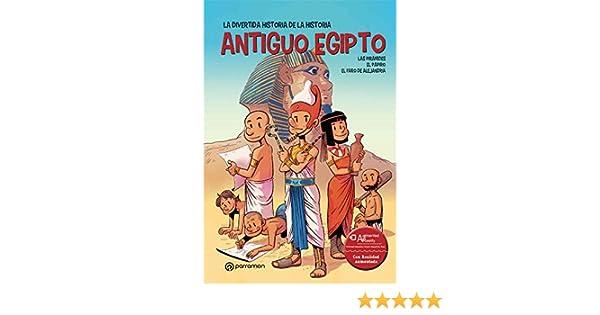 Antiguo Egipto (La divertida historia de la historia): Amazon.es: Bayarri, Jordi: Libros