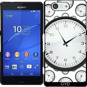 Funda para Sony Xperia Z3 Compact - Reloj by WonderfulDreamPicture