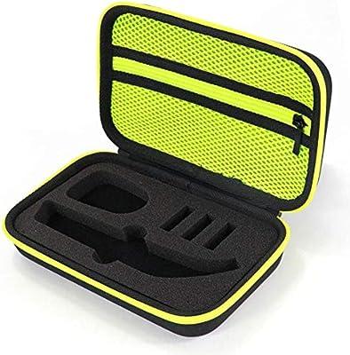 vogueyoung Bolsa de Almacenamiento para Philips Norelco OneBlade QP6520 / 70 Pro, portátil a Prueba de Golpes Impermeable EVA Estuche Duro para afeitadora eléctrica: Amazon.es: Hogar