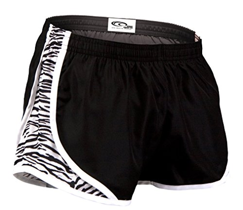 EMC Sports Black Zebra Momentum Shorts CSwq1B