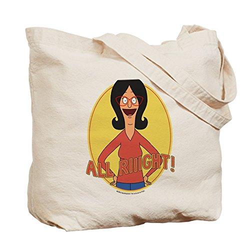 Shopping Canvas Burgers CafePress All Cloth Tote Natural Bob's Right Bag Bag PSgcBRagzW