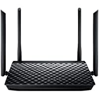 ASUS RT-AC1200G+ Wireless AC1200 Dual Band WiFi Gigabit Router