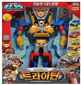 TOBOT Smart Key Z for Transformer Robot Car Toy Korea TV Character Action Figure