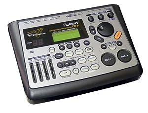 roland td 8 electronic v drum trigger module musical instruments. Black Bedroom Furniture Sets. Home Design Ideas