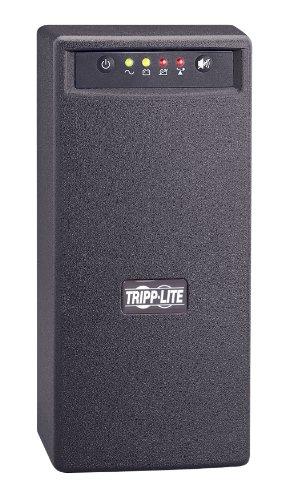 Tripp Lite 1000VA UPS Backup, 500W Line-Interactive AVR, Tow