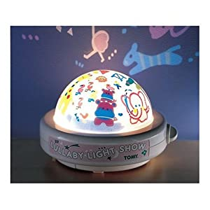 Amazon Com Baby Lullaby Light Show By Tomy With Classical