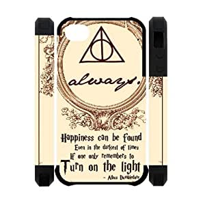Fashion Harry Potter Hogwarts Apple iphone 5c Case Cover Dual Protective Polymer Cases Deathly hallows map