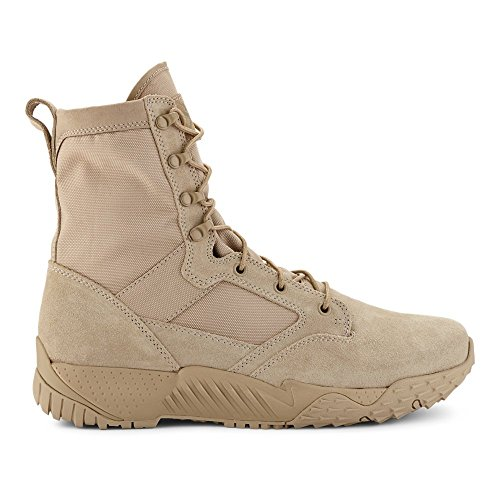 Under Armour Men's Jungle Rat Military and Tactical Boot, 290/Desert Sand, 10.5 M US ()