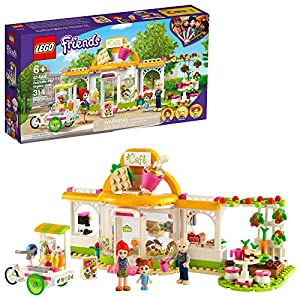 LEGO Friends Heartlake City Organic Café 41444 Building Kit; Modern Living Set for Kids Comes Friends Mia, New 2021 (314…