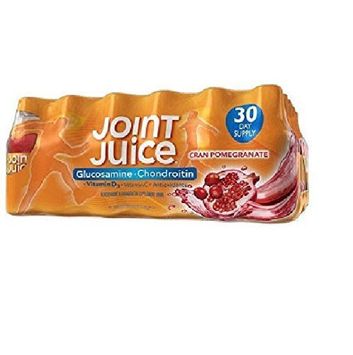 Joint Juice Glucosamine and Chondroitin 8 Ounce-4 Pack by Joint Juice