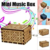 Wooden Music Box,Hemlock Kids Music Boxes Toys Interesting - Best Reviews Guide