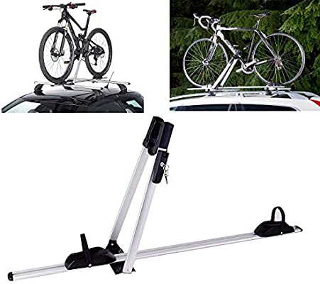 Instan Porta Bicicletas para Techo de Coche Portabicicletas de ...