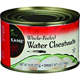 Ka'Me Water Chestnuts - 8 oz - Case of 12