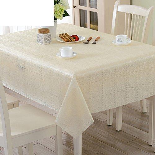 Captivating PVC Pastoral Waterproof Anti Oil Anti Oil Plastic Table Cloth,Soft Glass  Cloth