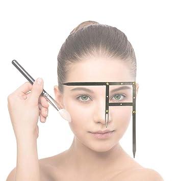 Regla de medición para cejas, regla de tatuaje de cejas, regla ...