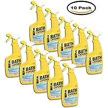 PACK OF 10 - CLR Bath & Kitchen Cleaner, 26 fl oz, Fresh Scent Spray