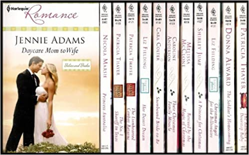 12 Issue Variety Pack From The Harlequin Romance Series From The