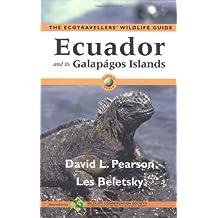 Ecuador and Its Galapagos Islands: The Ecotraveler's Wildlife Guide