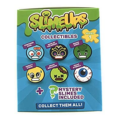 SlimeUps Collectibles - I Barf Slime! - Series 1 (Brian Braaains): Toys & Games