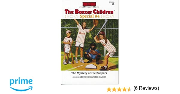The Mystery at the Ballpark (The Boxcar Children Mystery ...