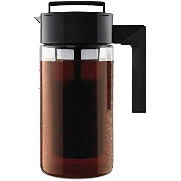 Takeya 10310 Patented Deluxe Cold Brew