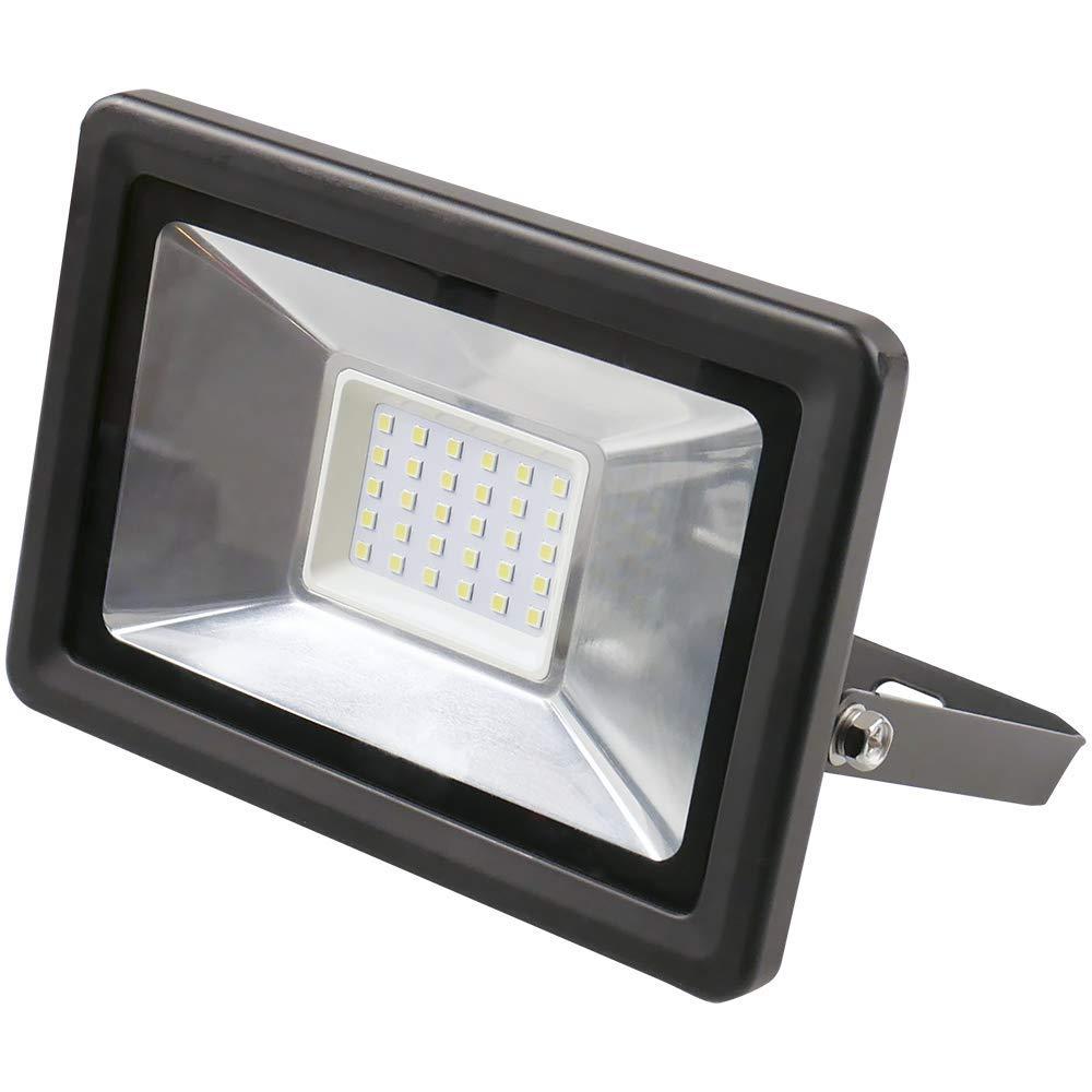 LED Express 300702 Scheinwerfer 180 mm x 156 mm x 62 mm Schwarz