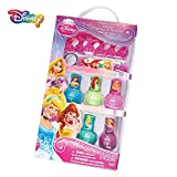 Disney Princess Nail Kit, 7 Count