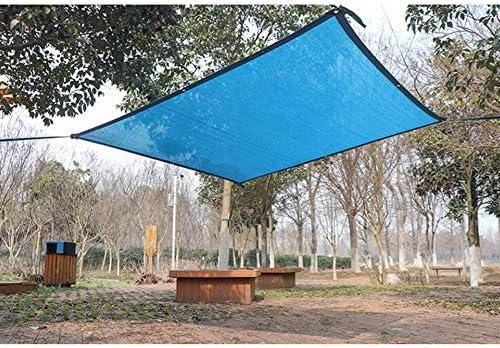 GuoWei オーニング シェード 70% 太陽 ブロックされた カバー メッシュ ネット と グロメット にとって 庭園 植物 屋外の、 カスタマイズ可能 (Color : A, Size : 4x8m)