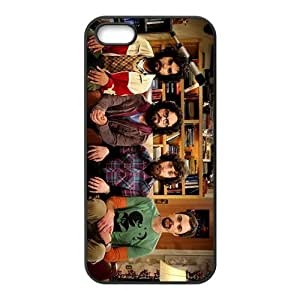 Happy The Big Bang Theory Design Personalized Fashion High Quality Phone Case For Iphone 5S