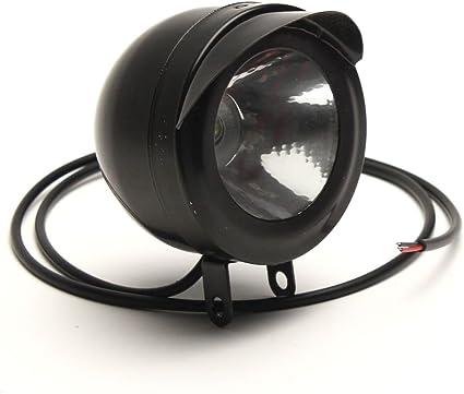 Motocicleta E-Bike Coche 12 V 24 V 36 V 48 V 80 V LED de alta ...