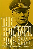 Book cover from The Rommel Papers by Heinz Guderian