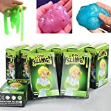 Banstore Toy Game for Kids Gloop Sensory Play Science Slime Kit (Green)