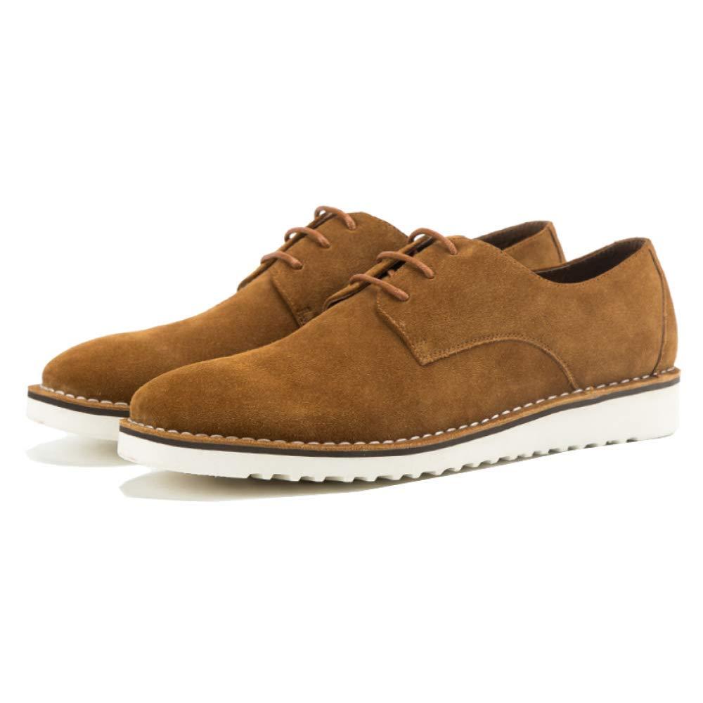 bspringaa JCZR JCZR JCZR herrar Leather skor Springa Casual England Matte Leather skor  begränsad utgåva