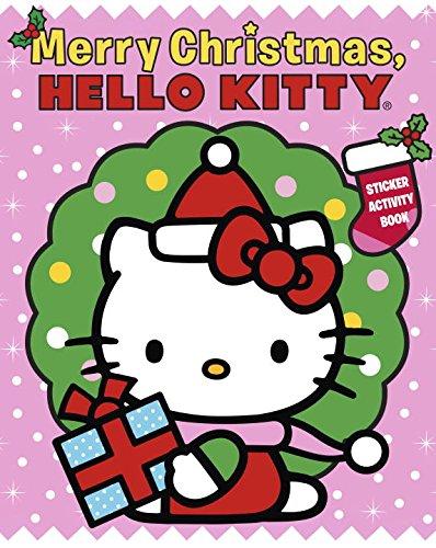 Hello Kitty Merry Christmas.Merry Christmas Hello Kitty Leigh Olsen 9780448487434