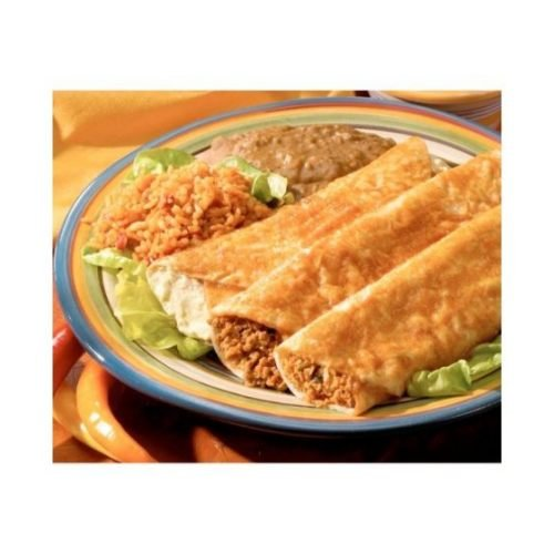 Taste Traditions Enchilada - Chicken and Cheese, 5 Ounce - 24 per case.