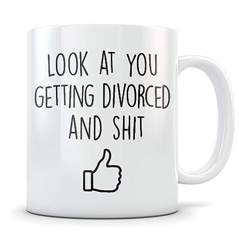 divorce gifts for women and men divorce mug divorce gag gift funny divorce