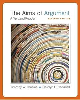 Amazon. Com: aims of argument mla 2016 update (9781260094657.