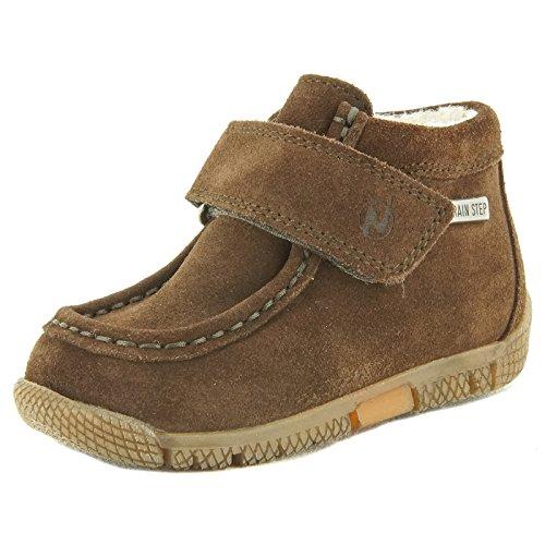 Naturino Mur Velcro Boys Boot Waterproof Brown rYxqrtOw5