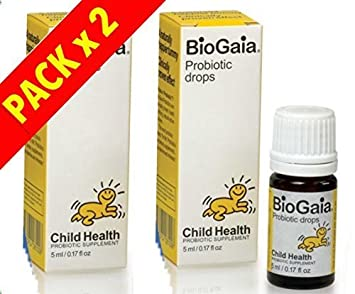 Amazon Com Biogaia Protectis Probiotic Drops For Baby Children