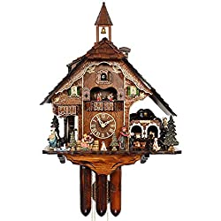 HerrZeit by Adolf Herr HerrZeit Cuckoo Clock - Next Stop Black Forest